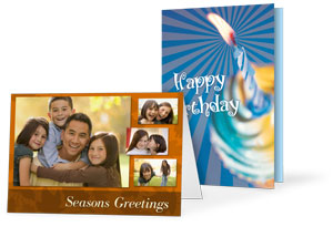 "7"" x 10"" Greeting Card Printing"