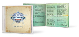 "4.75"" x 4.75"" CD Cover Printing"